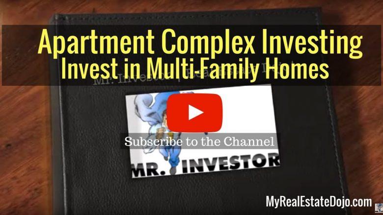 Apartment Complex Investing