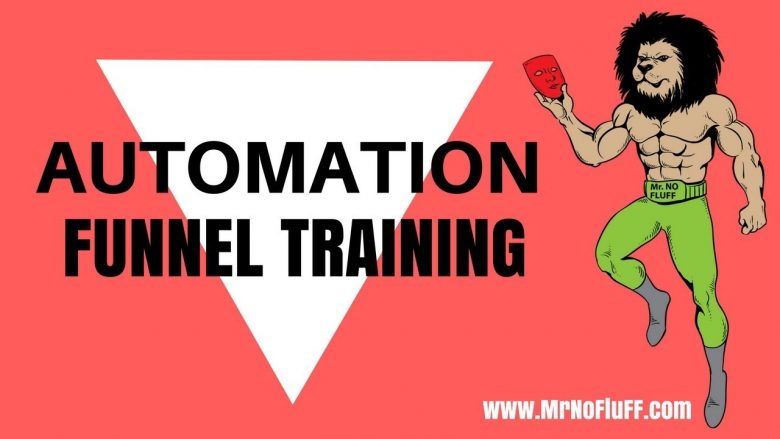 Automation Funnel Training