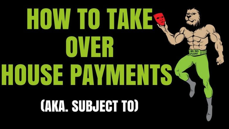 How to Take Over House Payments (OWNER FINANCING Real Estate Investors)