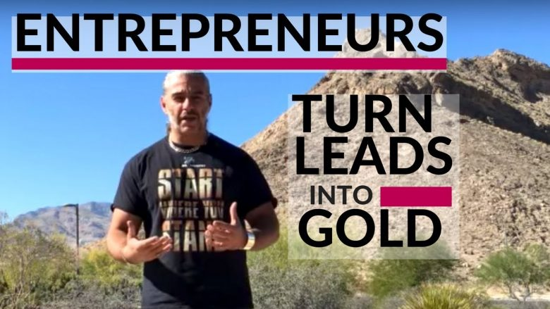 ENTREPRENEURS: How to Turn Lead into Gold {The Alchemy Formula}