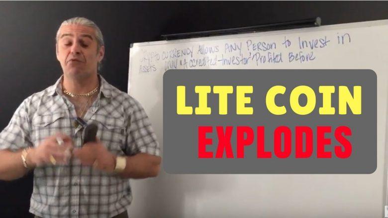 Litecoin explodes
