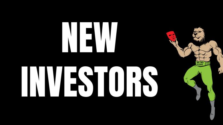 NEW INVESTORS