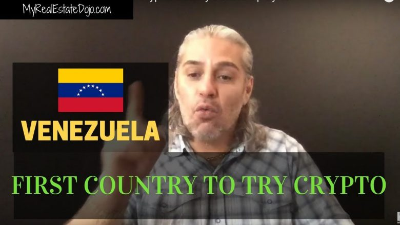 Venezuela, First Country to Create Crypto Currency Backed Up By Oil