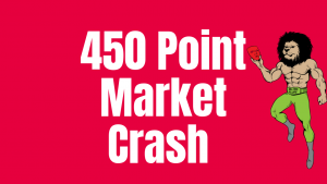 450 Point Market Crash Watch Live, IMF Warns About Storm, 50% Off Real Estate Price Drops Coming