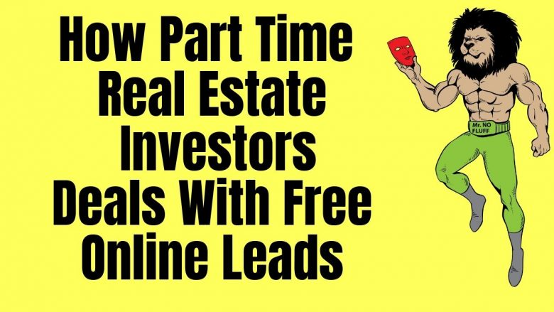 How part time real estate investors can get more deals with free online Leads Quit wasting time chasing home owners that will never sell you their home, Here's what you need! This is not a website or blog that is ocean of information. The Net has only one job, one mission, one reason for birth! That is to generated you free real estate leads! Our website has one goal to put money into your pocket vs sucking money out of your pocket every month like all other website cost! The Alchemist Net is tool that put money into your pocket no matter if you are a real estate investor or real estate agent! TheAlchemistNet.MrNoFluFF.com
