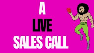 A Live Sales Call Conversation With A House Seller [Real Estate Cold Call Training Video]
