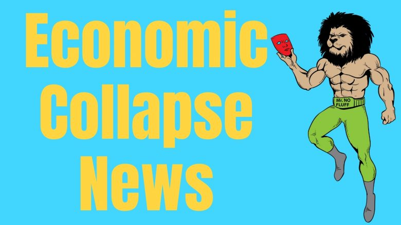Economic Collapse News: Tons Store Closing, Real Estate Slow Down, 4-Day Crash Stock Market