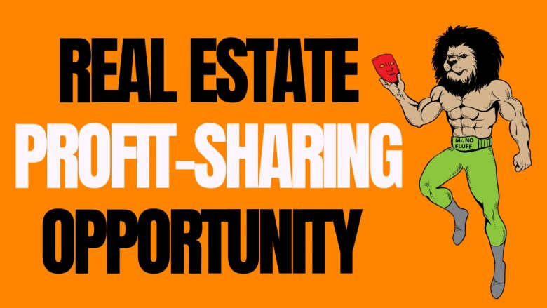 PROFIT-SHARING COACHING [REAL ESTATE INVESTING]