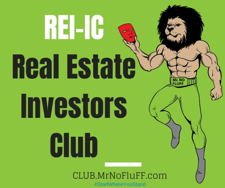 Real Estate Investors Internet Club