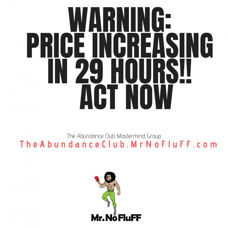 The Abundance Club