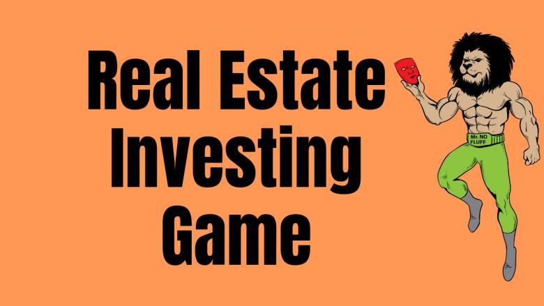 Real Estate Investing Game