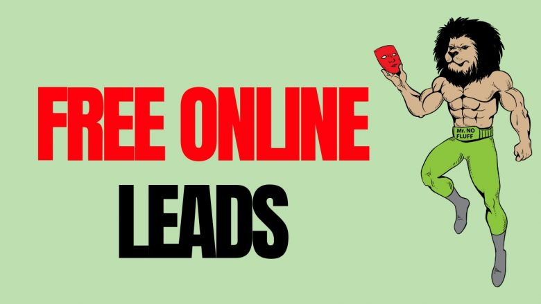Your 19 Day Plan To More FREE Online Leads As Real Estate Investor [Free Training]